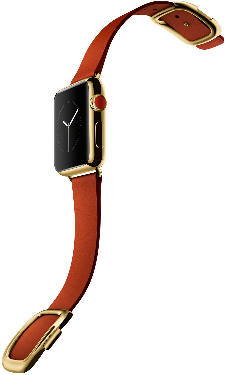 Geltono aukso Apple Watch, RED Edition