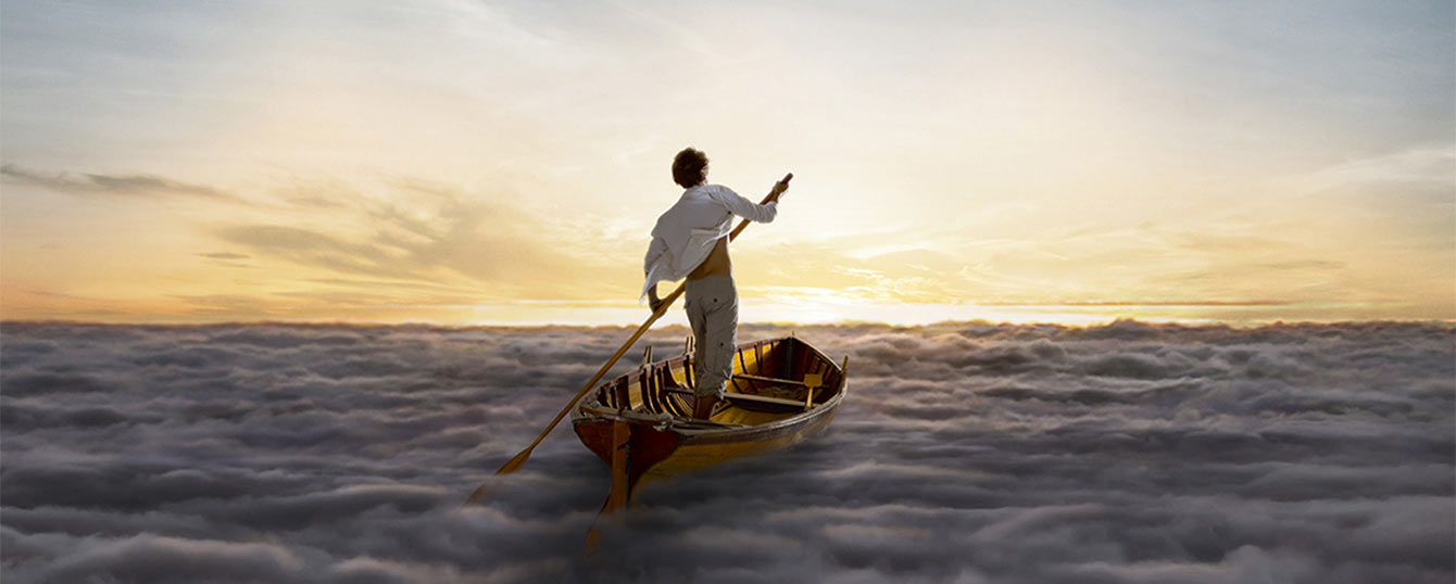 "Pink Floyd albumas ""The Endless River"""