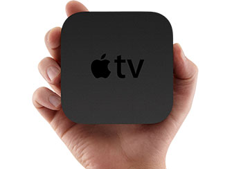 Apple TV keitimo programa