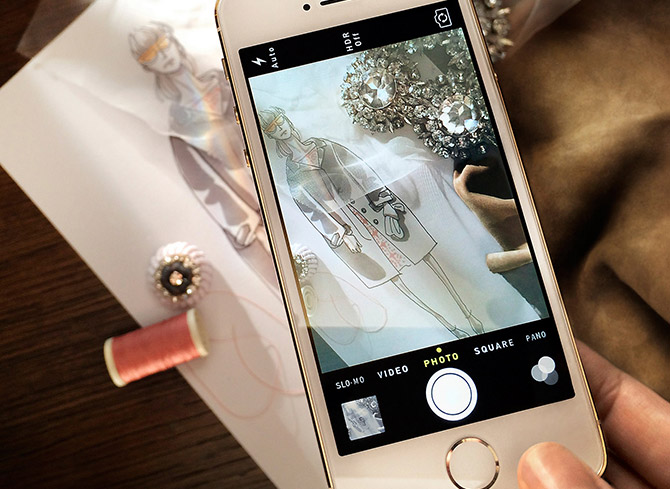 Burberry iPhone 5S