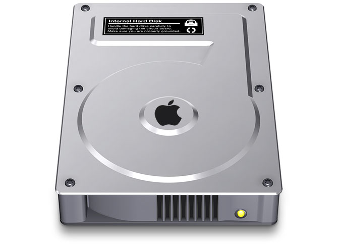 Apple HDD