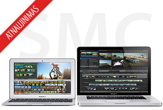 MacBook Pro ir MacBook Air SMC atnaujinimai