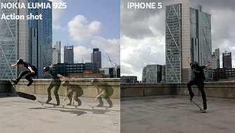 "Nauja Nokia Lumia 925 reklama parodijuoja Apple ""Photos Every Day"" reklamą"