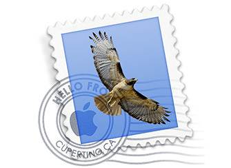 OS X Mavericks Mail su GMail elgiasi kitaip