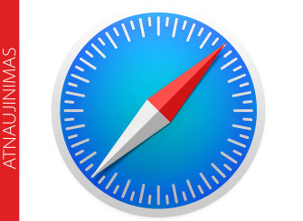 Apple išleido Safari 9