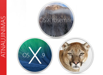 Apple užtaisė 45 saugumo spragas OS X Yosemite, Mavericks ir Mountain Lion