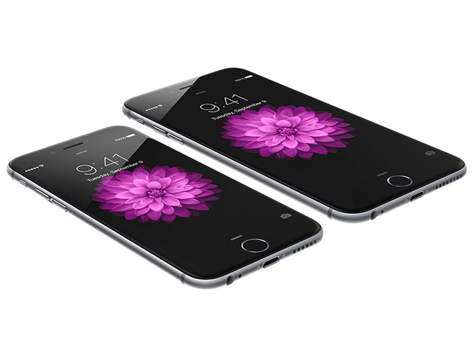 iPhone6 ir iPhone 6 Plus