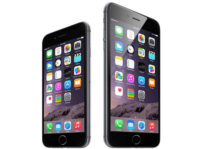 iPhone 6 ir iPhone 6 Plus