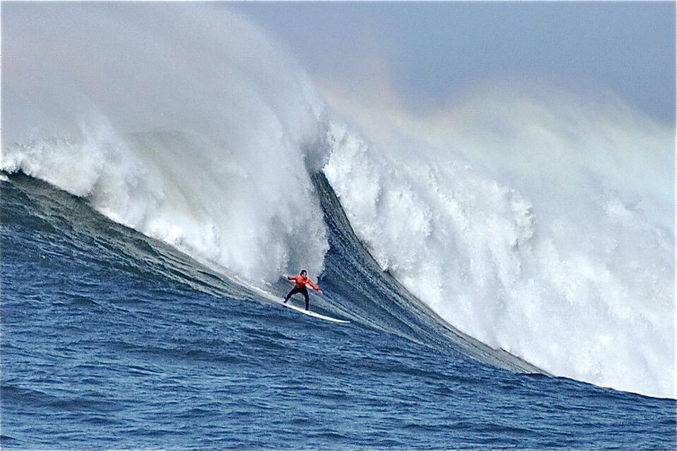 Mavericks bangos. Nuotrauka: Julie Blaustein/Flickr