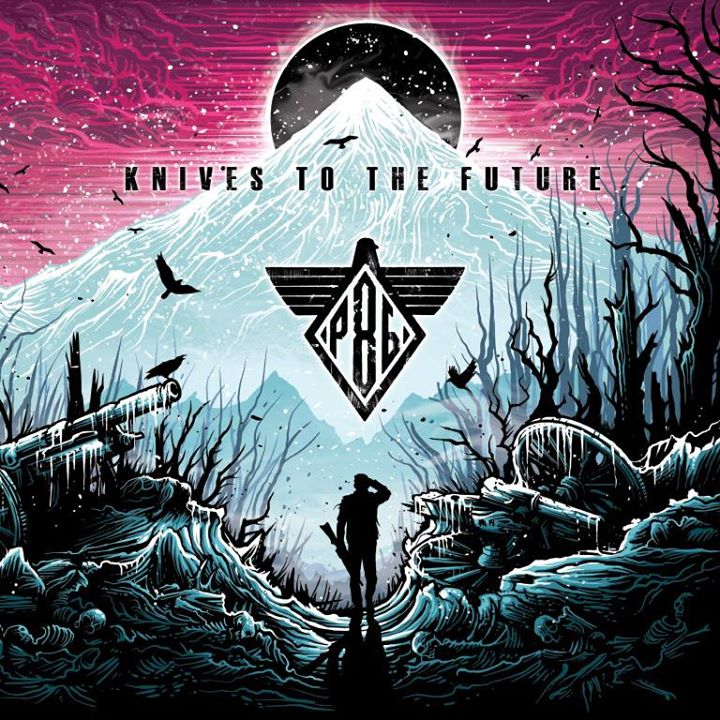 "Project 86 albumas ""Knives to the Future"""