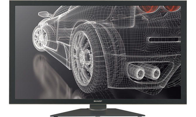 Sharp 4K monitorius PN-K321