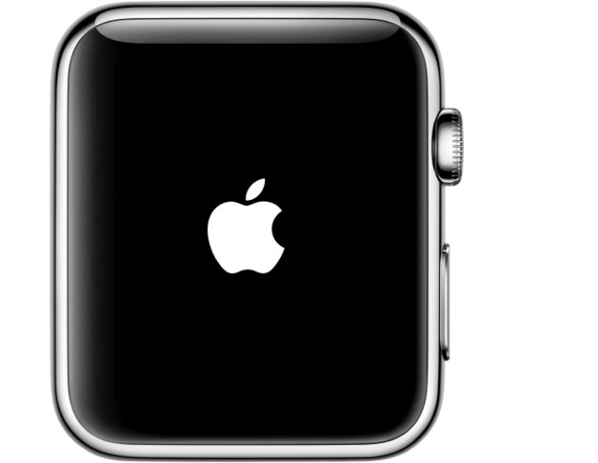 Apple Watch, Apple logo