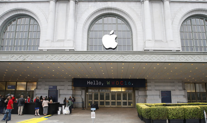 """Bill Graham Civic Auditorium"", kurioje vyko ""Apple WWDC16"""