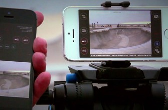Filmuokite 2k video savo iPhone 5s
