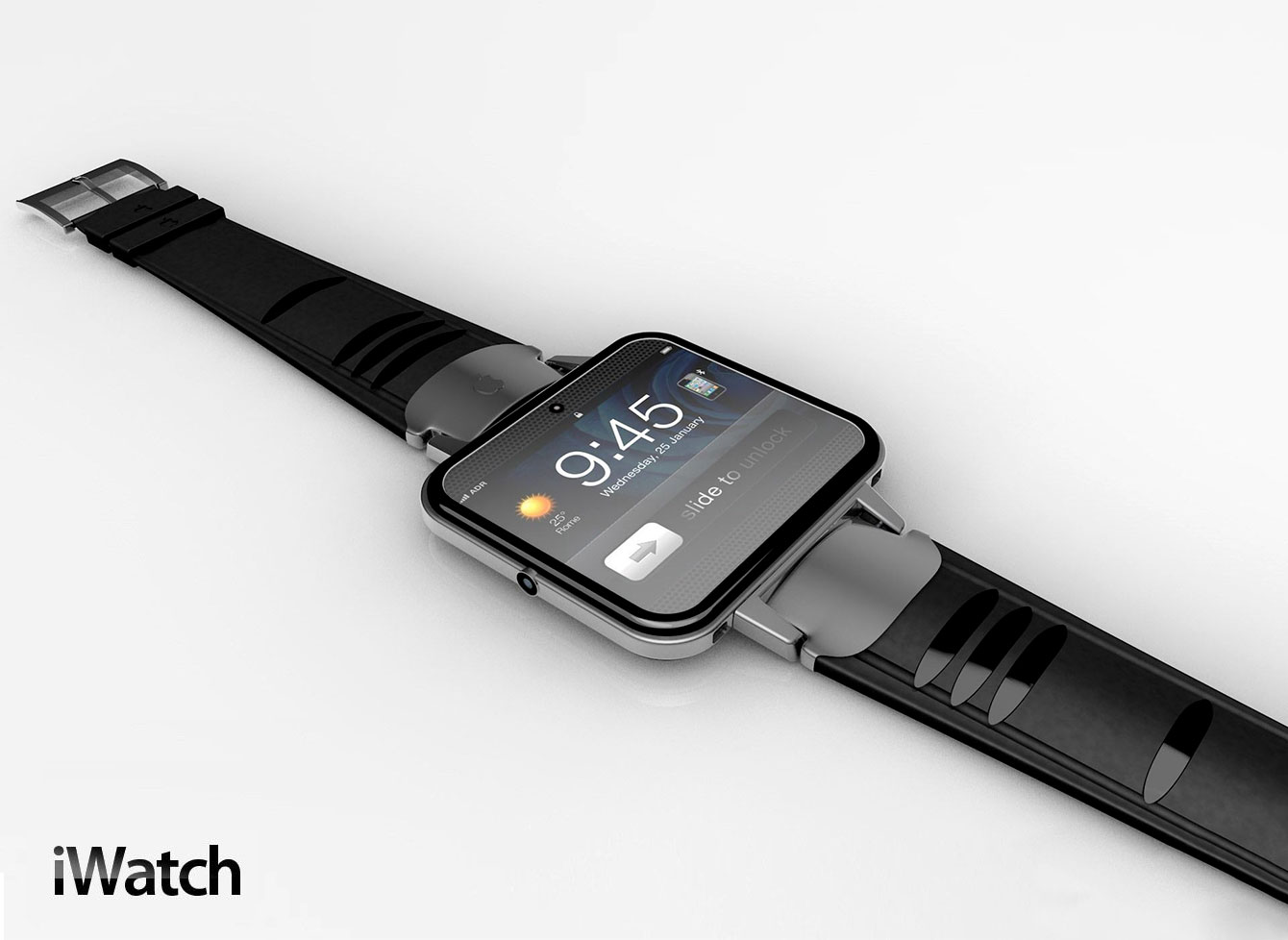 Apple iWatch konceptas