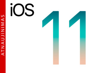 Apple išleido iOS 11.4.1, watchOS 4.3.2, tvOS 11.4.1 ir HomePod 11.4.1