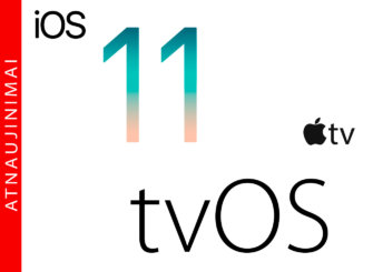 Apple išleido iOS 11.3