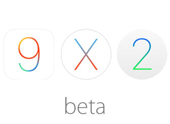 Apple išleido iOS 9 ir OS X El Capitan beta 3