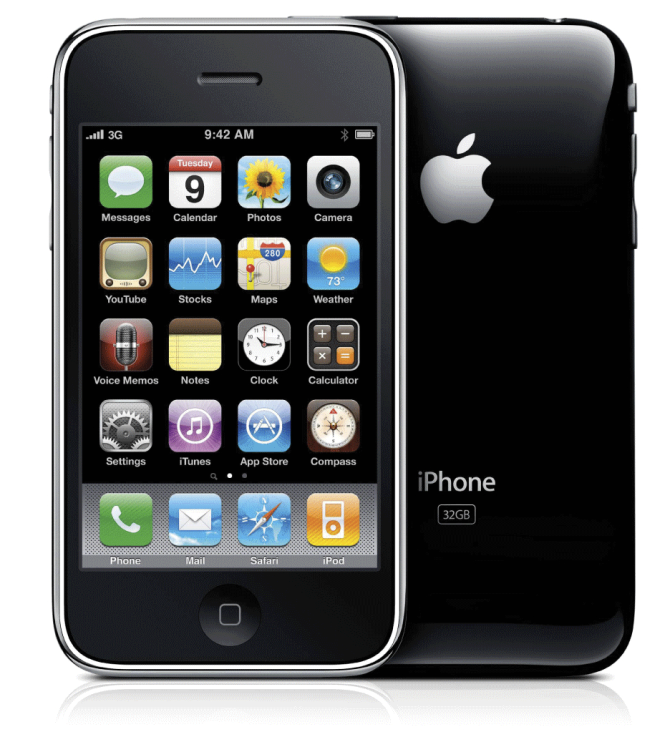 """iPhone 3Gs"""