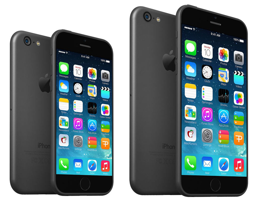 4,7″ iPhone 6 ir 5,5″ iPhone 6s