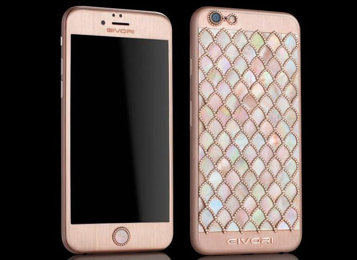 """Calypso Diamond iPhone 6s"" — dizainas ""Givori"""
