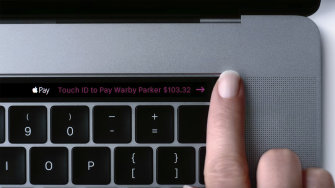 """MacBook Pro"" 2016 ""Touch ID"""