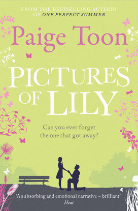 "Paige Toon knyga ""Pictures of Lily"""