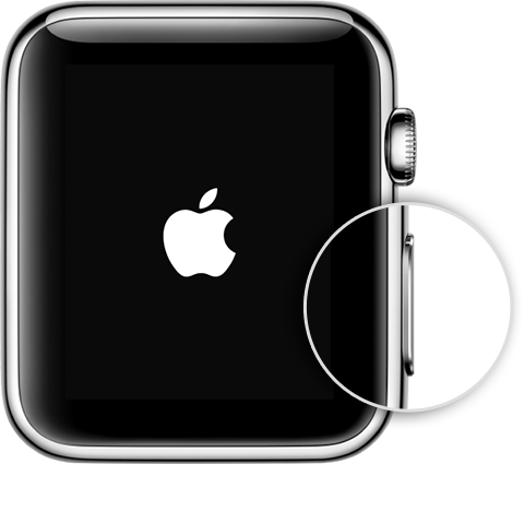 Apple Watch perkrovimas